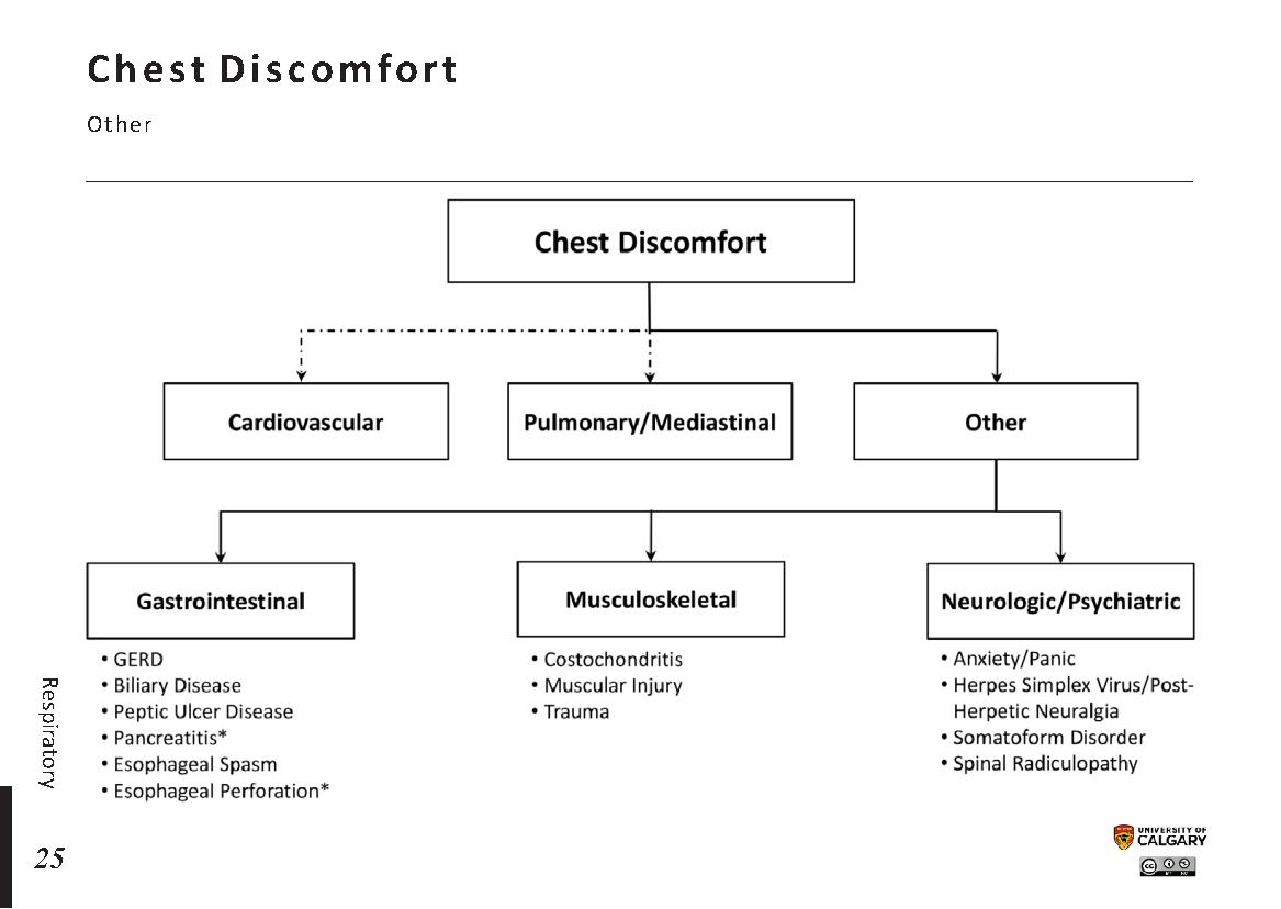 CHEST DISCOMFORT: Other Scheme